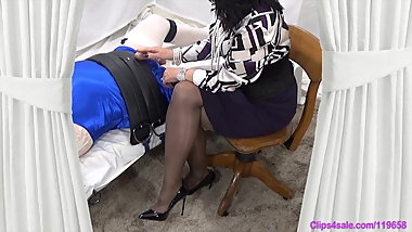 Sissy  Ruined Orgasm By Mistress Mommy