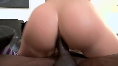 Teen's Ass Owned By BBC