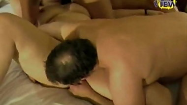 Sexview amateur gangbang part 2