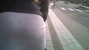 Butt Top at the Bus Stop