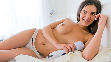 QUEST FOR ORGASM - Solo masturbation orgasms with Henessy