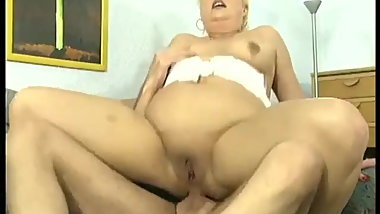 german mature picked up for anal