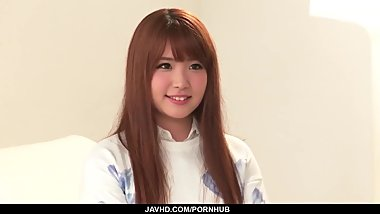 Casting leads Arisa Ando to do amazing things with - More at javhd.net