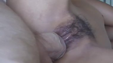 My second time having vaginal sex with annoying first boyfriend.