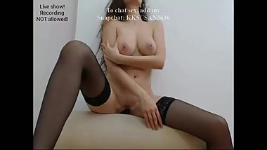 r Teen Cam Striptease