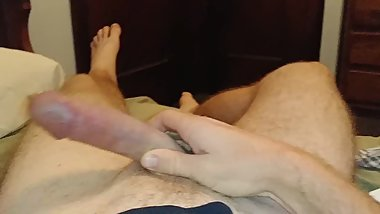 Thick cum for soft cock