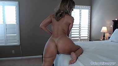 Jess Ryan Anal In A Nut Shell
