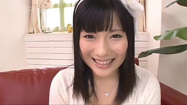 Chika Hirako in Anal Cafe - More at caribbeancom