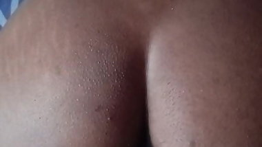 Indian wife getting butt plug anal